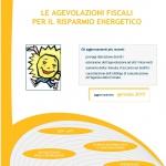 Agevolazione 65% risparmio energetico Bonus fiscali-Legge di Stabilità 2015-Incentivi-Aria Condizionata