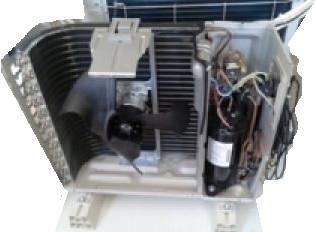 Come funziona un climatizzatore pompa di calore for Climatizzatore casa