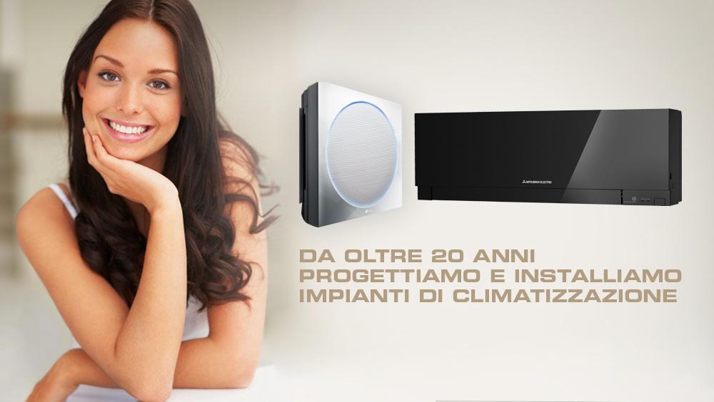Installatore Climatizzatori Brescia