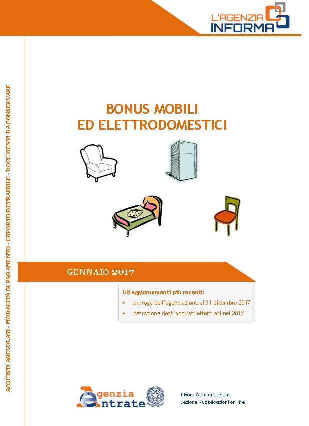 Legge di stabilit 2017 brescia ecobonus for Bonus elettrodomestici