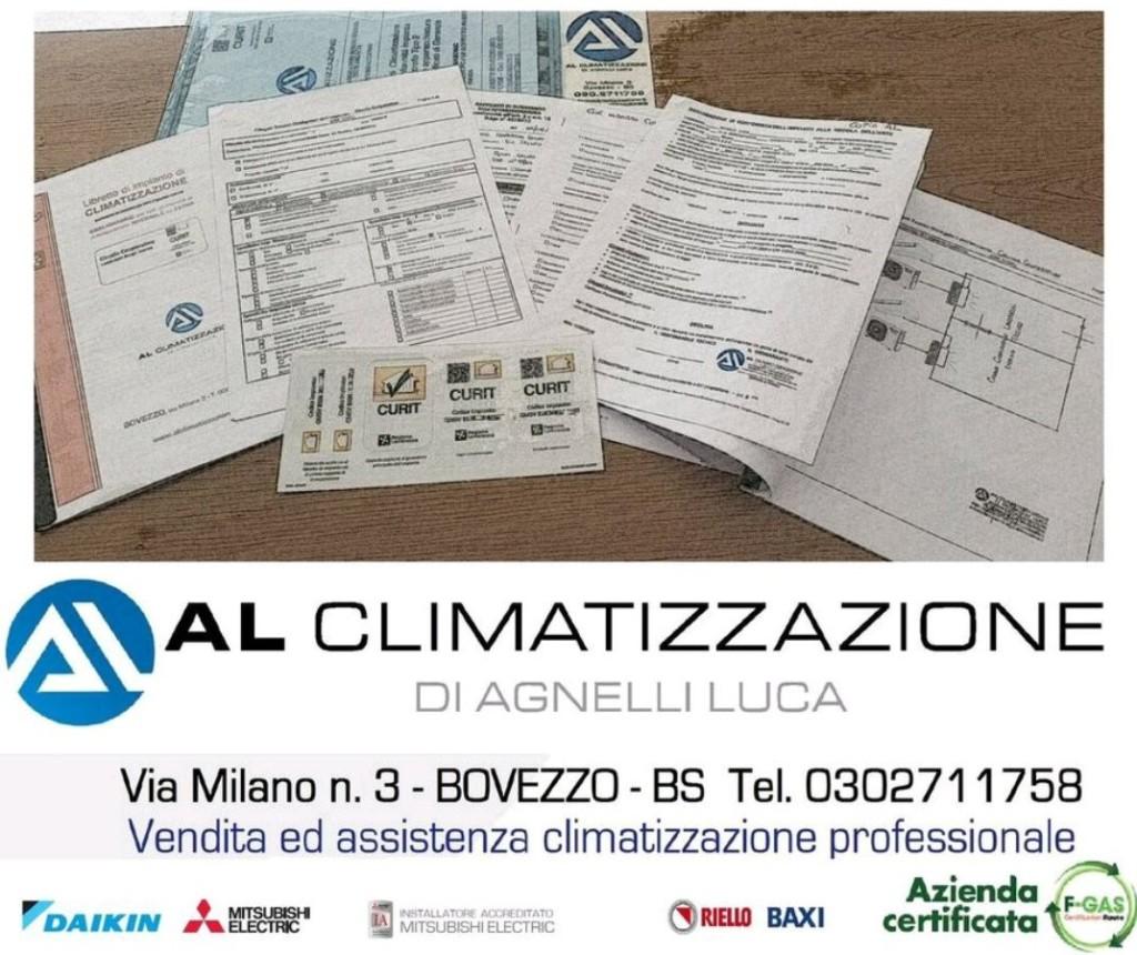 Certificazione impianto termico