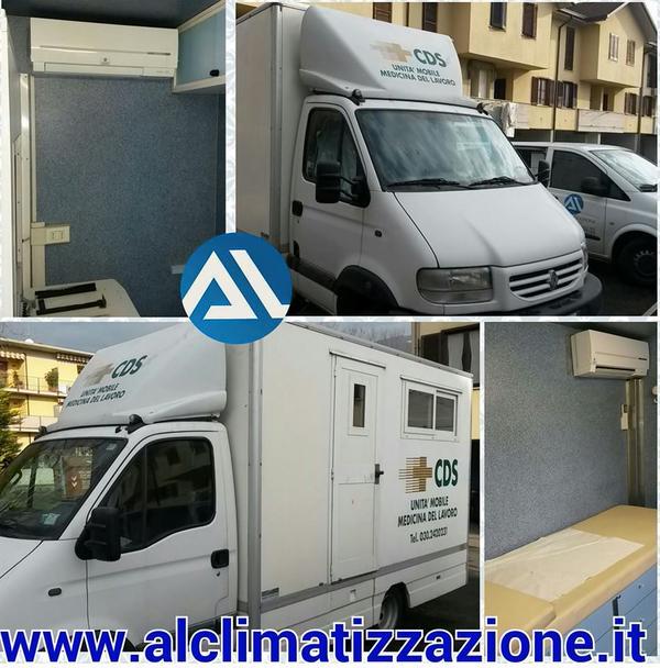 Impianti condizionamento climatizzazione aria condizionata for Impianto climatizzazione