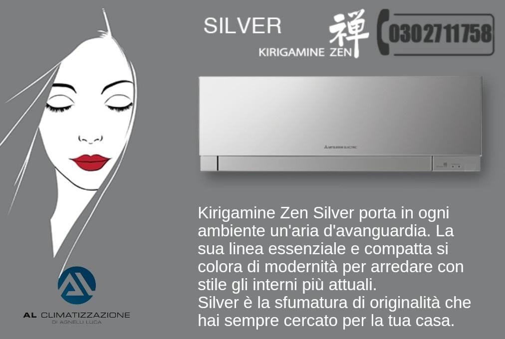 silver kirigamine zen