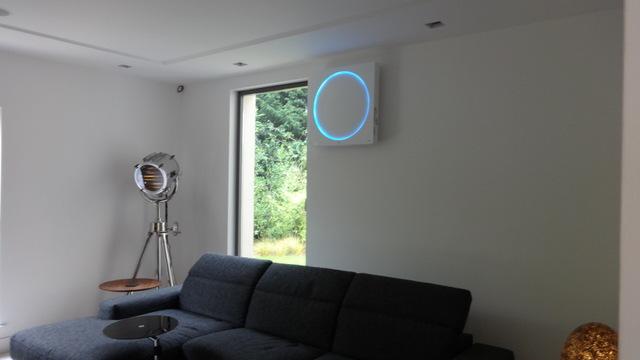 Alclimatizzazione brescia climatizzatore artcool stylist lg - Condizionatori di design ...