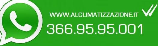 whats app assistenza climatizzatori