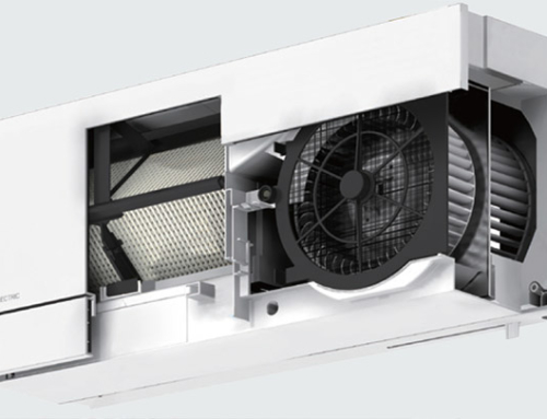 Ventilazione meccanica controllata con lossnay for Caldaia baxi e10