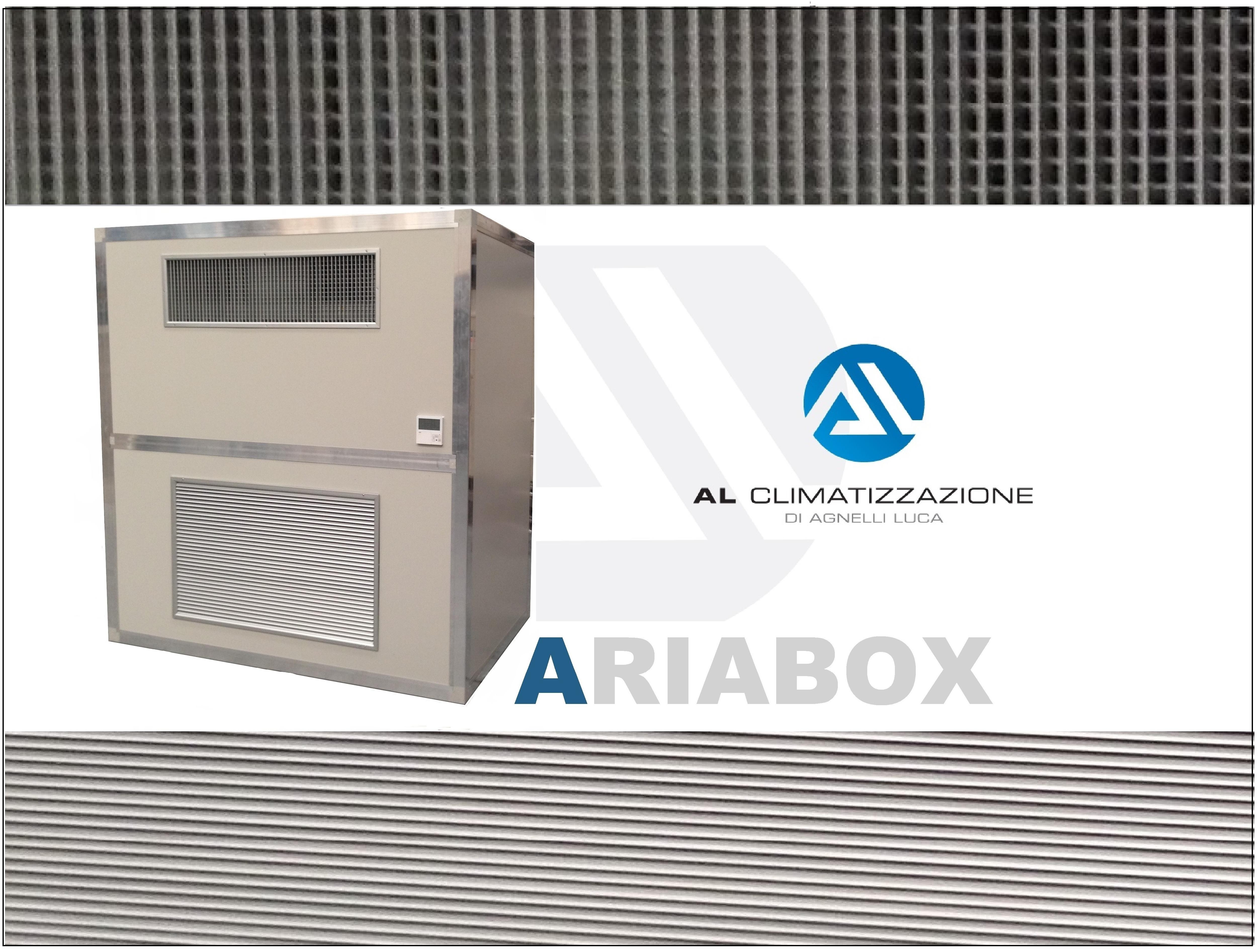 ARIABOX: https://www.facebook.com/Ariabox-Climatizzazione-Grandi-Superfici-1089156351108604/