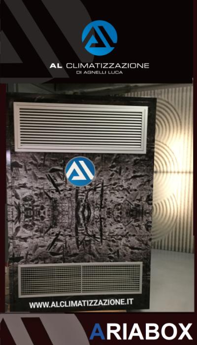 Ariabox sistema condizionamento in pompa di calore per for Caldaia baxi e10