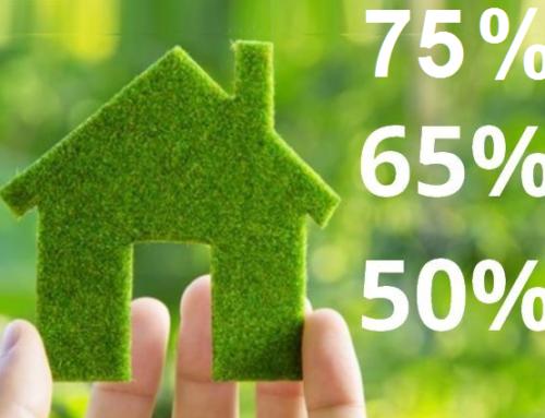 2017 Ecobonus 65% Ristrutturazioni-Bonus 50% Climatizzatori Caldaie Pompe di calore