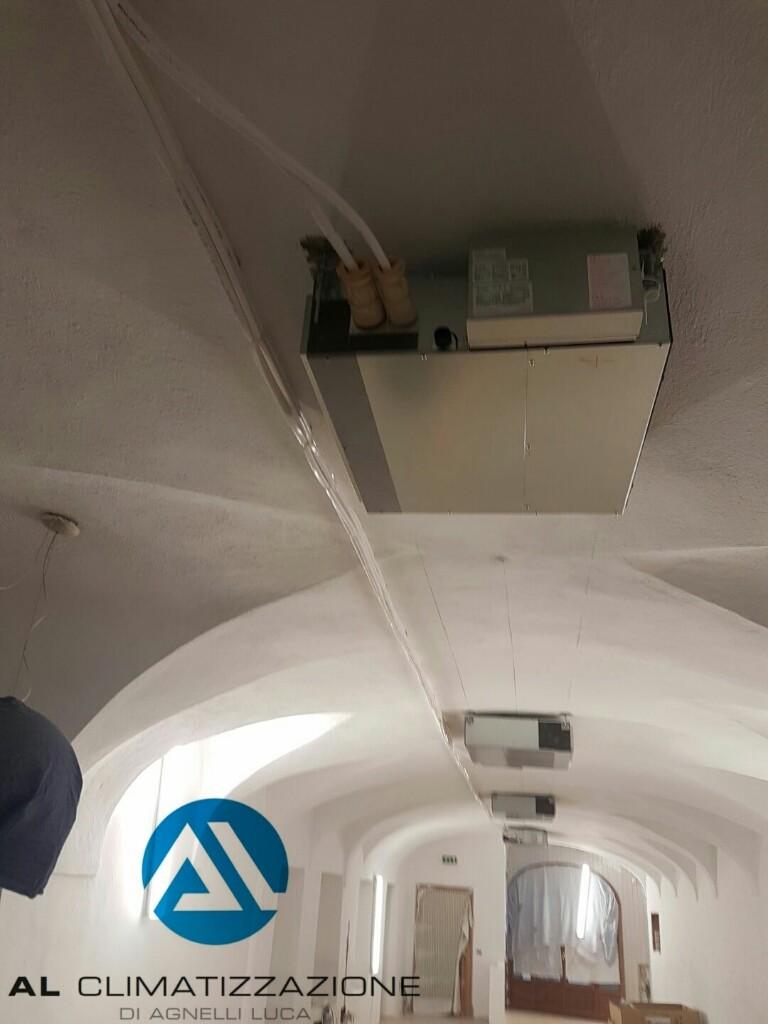 Brescia azienda specializzata nella climatizzazione - Climatizzatori canalizzati ...