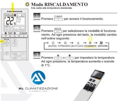 Brescia: Freddo improvviso? Attiva il climatizzatore modalità riscaldamento