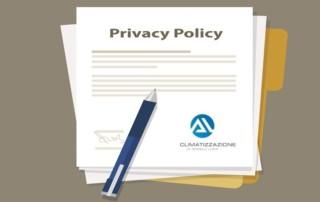infromativa privacy