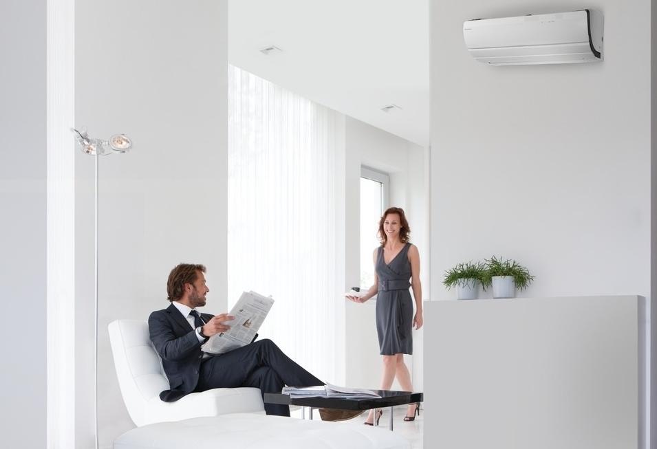 Climatizzatore a parete o a pavimento