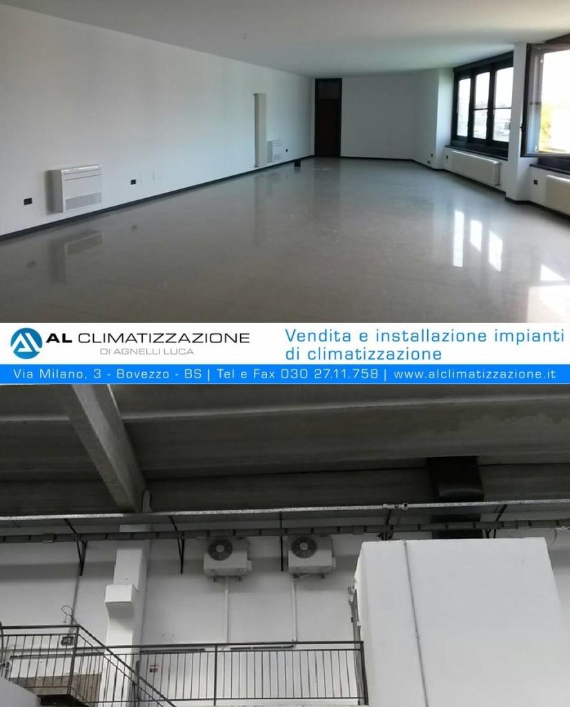 condizionatore pavimento Climatizzatore a parete o a pavimento