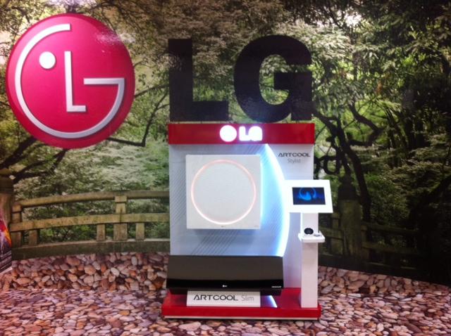 gamma climatizzatori LG