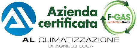 Climatizzatori Brescia Certificata F-GAS