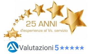 recensione 5 stelle miglior installatore BRESCIA