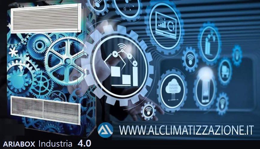 ARIABOX CLIMATIZZATORE INDUSTRIA 4.0