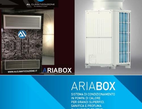 Climatizzazione industriale ARIABOX |ALCLIMATIZZAZIONE