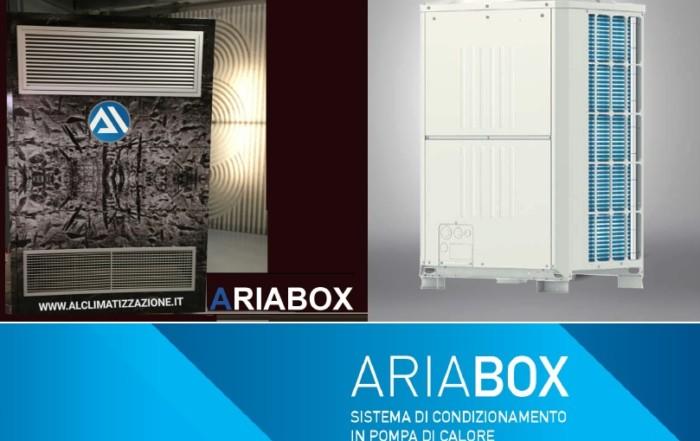 ARIABOX climatizzatori industriali BRESCIA