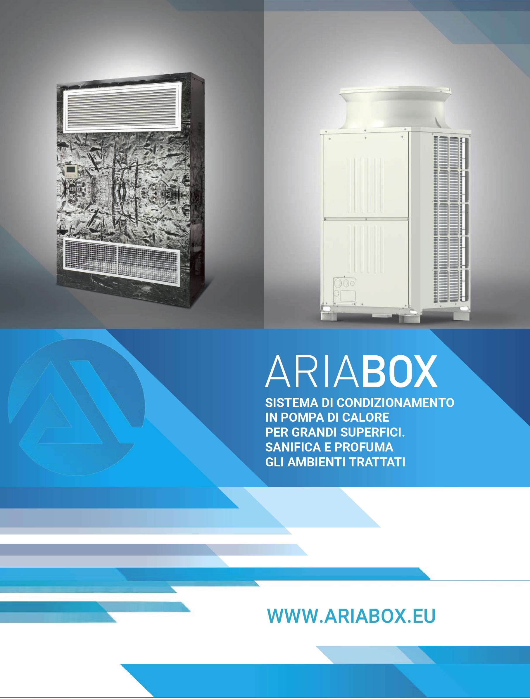 Come Riscaldare Ambienti Grandi brescia - ariabox pompa di calore per grandi superfici