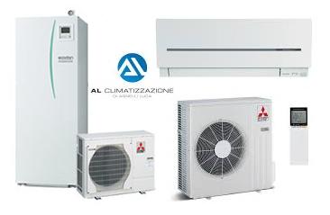 Differenza tra condizionatore climatizzatore pompa di calore brescia