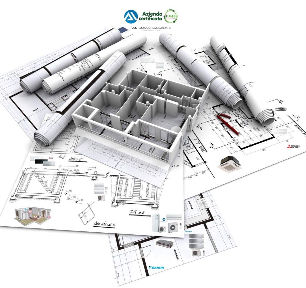 progettazione impianti climatizzazione Brescia