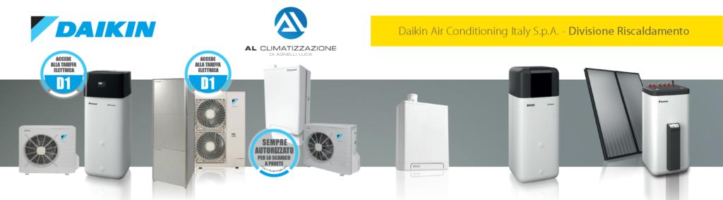 BRESCIA DAIKIN - Vendita, installazione e Assistenza Climatizzatori