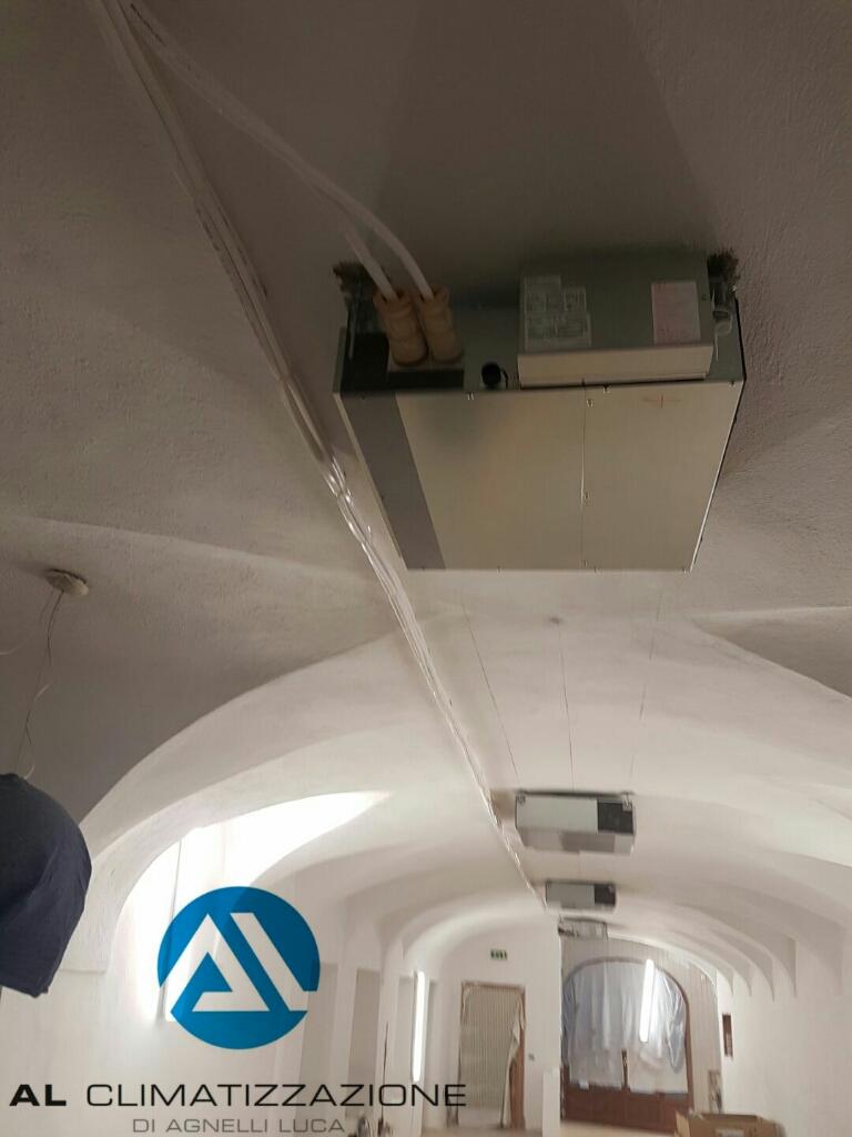 Aria Condizionata Canalizzata installatore climatizzatore brescia