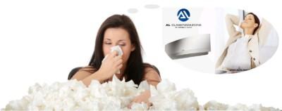 Allergie, virus, batteri