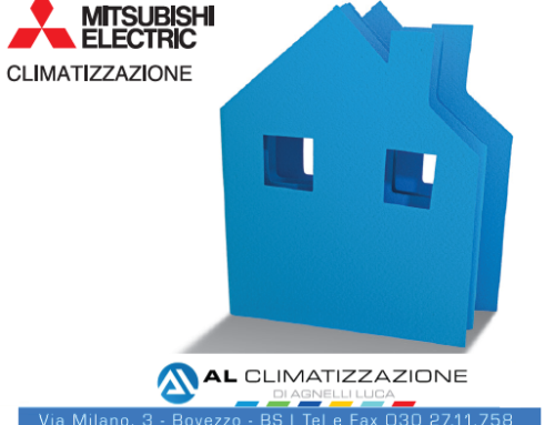 Cataloghi Climatizzazione Mitsubishi