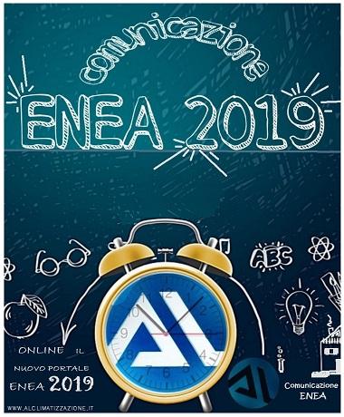 Comunicazione ENEA 2019
