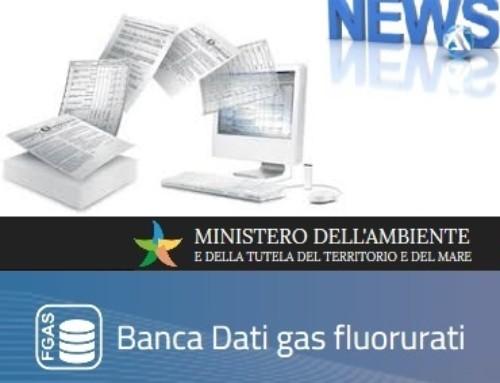 Banca Dati F-gas dal 25luglio obbligo comunicazione vendita climatizzatori