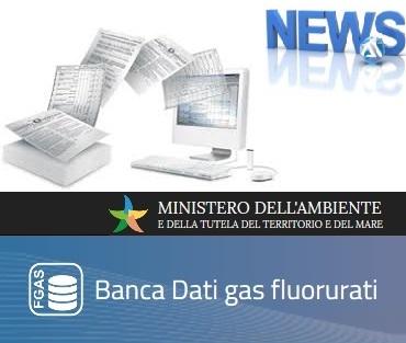 Banca dati f-gas