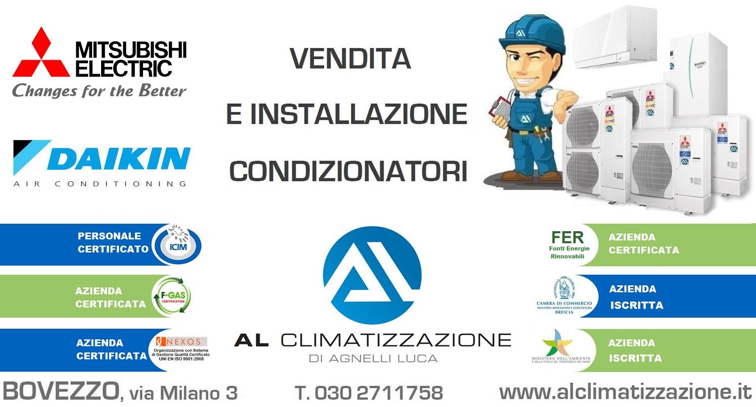 Brescia Climatizzatori Azienda certificata Sanzioni Multe Climatizzatori - Nuovo Decreto Legislativo