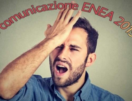 Mancato invio comunicazione ENEA 2019 – Che fare? Sanzioni?