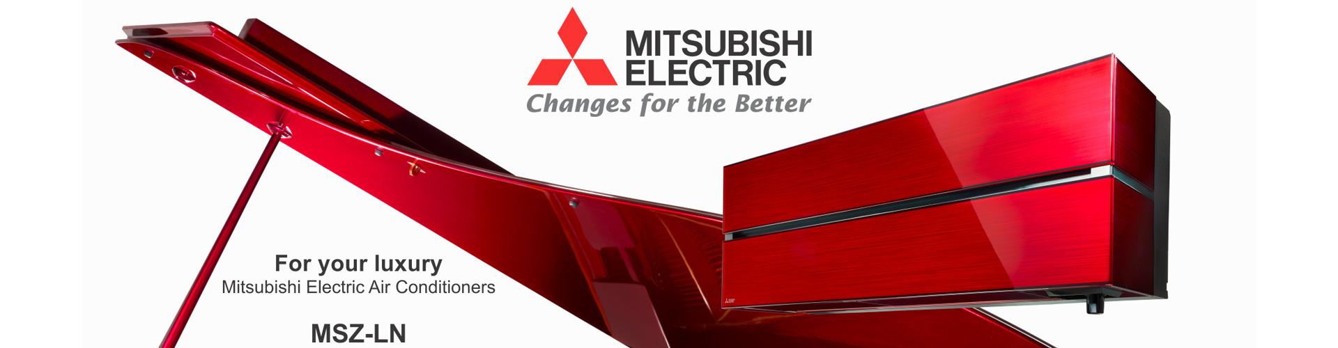 Mitsubishi LN